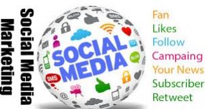 SMM Social Media marketing service